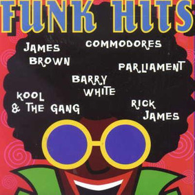 196 - Funk Hits - James Brown, Parliament, Barry White