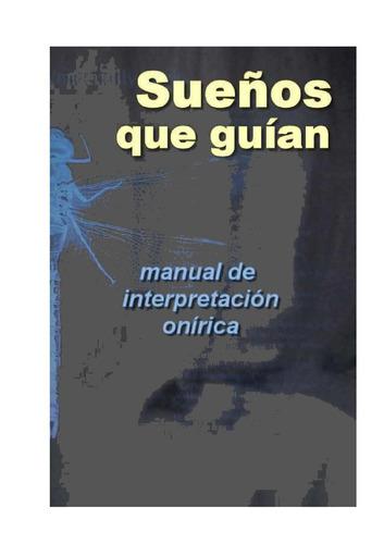 Sueños Que Guían Manual De Interpretación Onírica