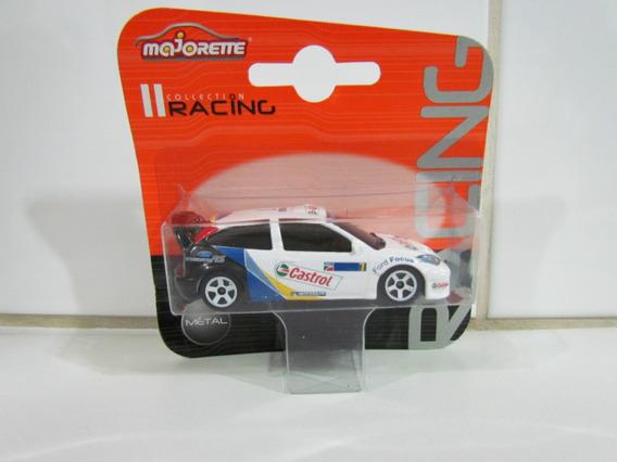 Majorette Racing Ford Focus Wrc - Escala 1/57