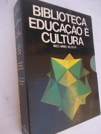 * Biblioteca De Educação E Cultura Mec Mme Bloch 6 Volumes