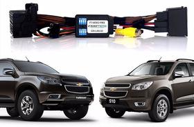 Interface Desbloqueio Tela Mylink Chevrolet S10 Ltz 2014