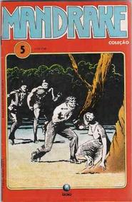 Mandrake Nº 5 - Ed. Globo - Janeiro De 1990
