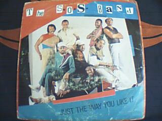The Sos Band - Compacto 1984 - Just The Way You Like It