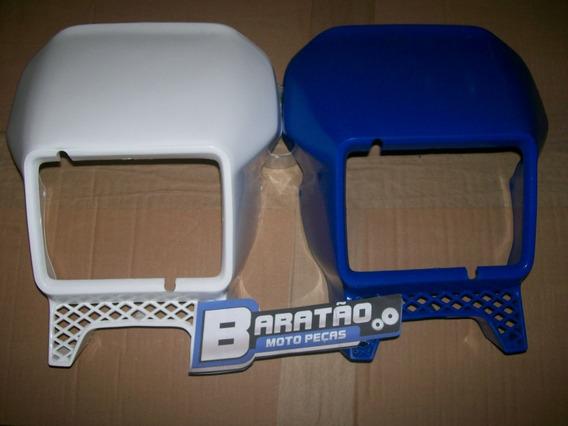 Carenagens Do Farol E Painel Yamaha Xt 600 Tenere