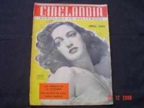 Cinelândia- Nº 04 -1944 - Usa -en Español -para Colecionador