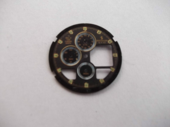 Mostrador Do Relógio Seculus Wr 100