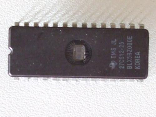 Memoria Eprom 27c512-25