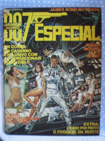 Cinemin Especial James Bond No Brasil