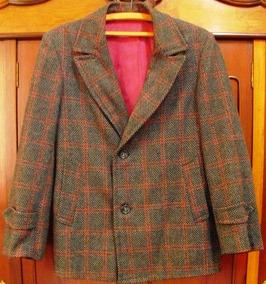 Casaco Importado Em Lã Tamanho 46