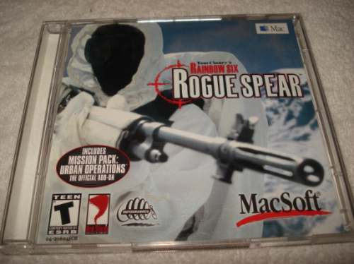 Game Mac Rainbow Six Rogue Spear