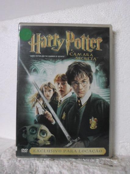 Dvd Harry Potter E A Camara Secreta - Frete: 8,00