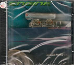 Engine - Superholic Lacrado Anthrax