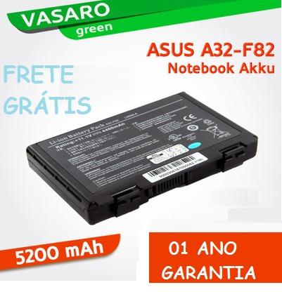Bateria Asus A32-f82 A32-f52 L0690l6 K61 K70 P50 P81 X65
