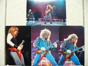 Megadeth - Fotos Profissionais!! Inéditas! Tiradas Nos Eua