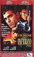 Fita Vhs Filme Legendado Um Drink No Inferno George Clooney