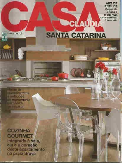 Suplemento Casa Cláudia Santa Catarina * Nov/10