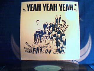 Yeah Yeah Yeah Lp Beatles Animals Hollies Johnny Rivers Lulu