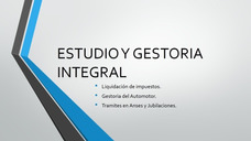 Gestoria Integral Del Automotor Ac