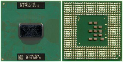 Processador Intel Celeron M Sl8ml 1.4 1m 400 Rh80536 360