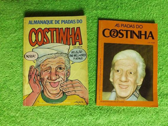 Livros Revistas Piadas E Almanaque De Piadas Do Costinha