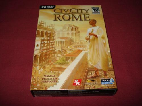 Game Pc Civ City Rome