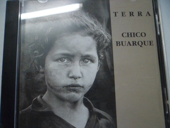 Cd Single Nacional - Chico Buarque - Terra Frete 10,00
