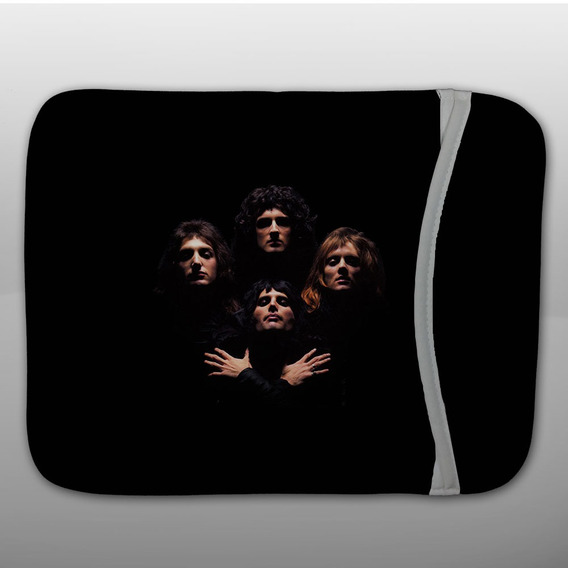 Case iPad Rock Queen Bohemian Rhapsody