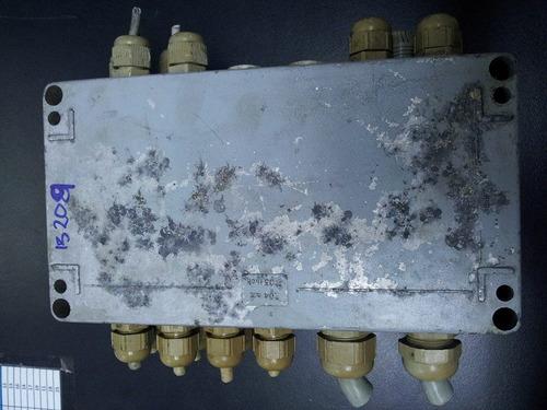 Caja Electrica De Aluminio Para Paso De Cables 13209