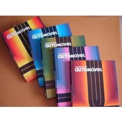 Rara Literatura Manual&enciclopédiaautomóvel Coleção Anos70