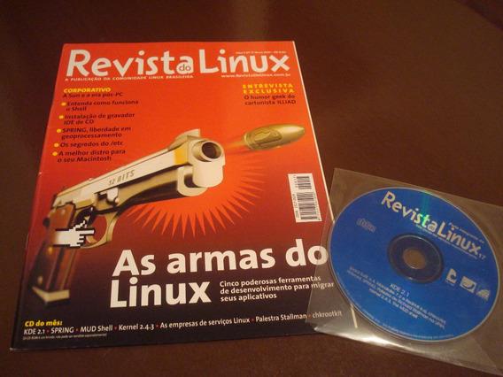 Revista Do Linux Número 17 - Maio/2001