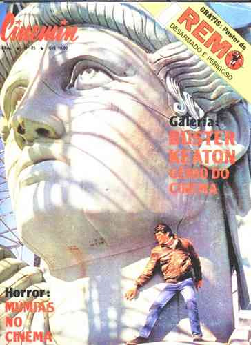 Cinemin No. 25 5a. Série Ebal Jul 1986
