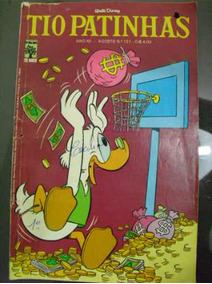 Raridade Gibi - Tio Patinhas - Ago De 1975 - Nº 121