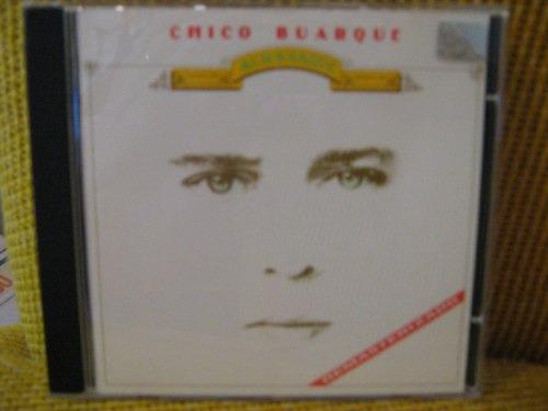 Cd Almanaque - Chico Buarque