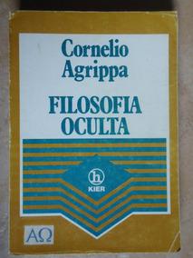 Filosofia Oculta - Cornelio Agrippa