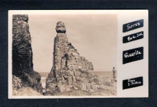 Torres1 - Rs - Guarita - C.postal Fotog.