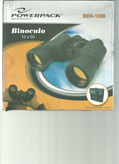 Binoculo Powerpack Bf-1250 W 12x50 F.5.8