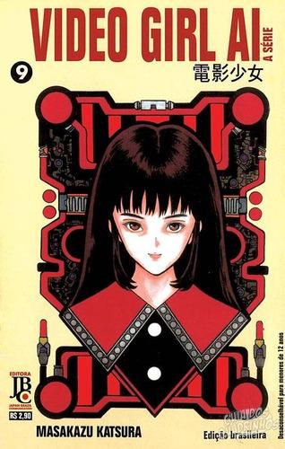 Mangá - Video Girl Ai Nº 09