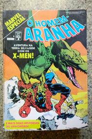 O Homem-aranha 06 Marvel Especial