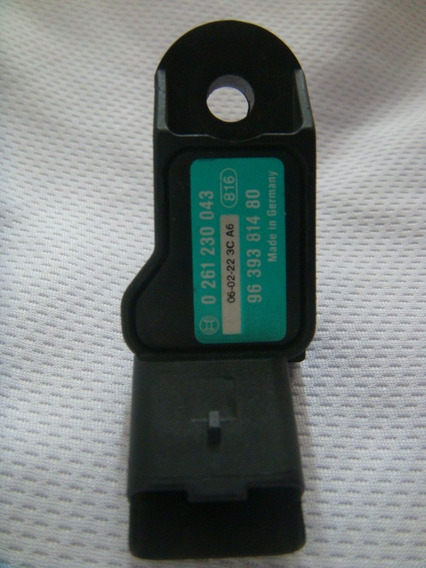 Sensor Map Original Peugeot Citroen 0 261 230 043 C3 206