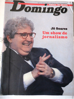 Revista Domingo - Jô Soares