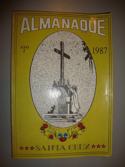 Livro Almanaque Santa Cruz
