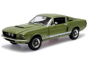 Sheby Gt500 1967 1:18 Ertl Autoworld Amm993