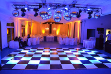 Digital Lights - Pista De Baile Damero Para Eventos - Combos
