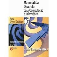 Livro: Matemática Discreta Para Ciência Da Computação.