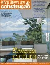 Arquitetura & Construção 248 * Dez/07