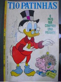 Raridade Gibi - Tio Patinhas - Dezembro De 1970 - Nº 65