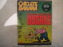 Chiclete Com Banana Nº. 24 - Angeli - Circo/sampa