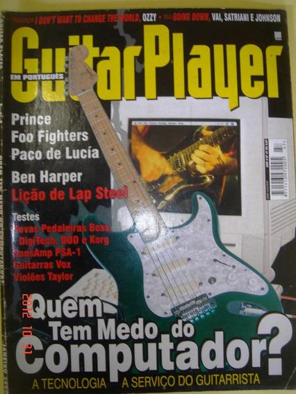 Guitar Player 01/2000 N.47-quem Tem Medo De Computador?