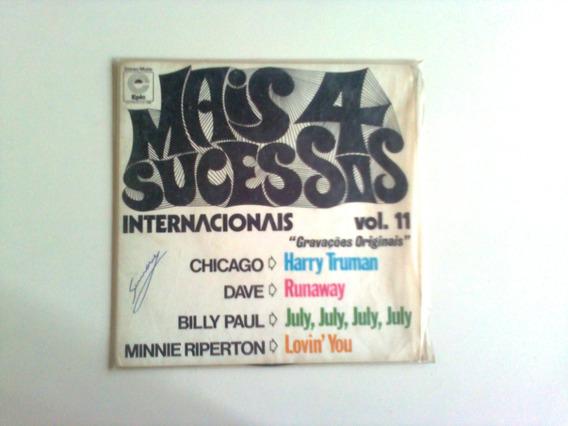 Compacto - Mais 4 Sucessos Internacionais Vol. 11