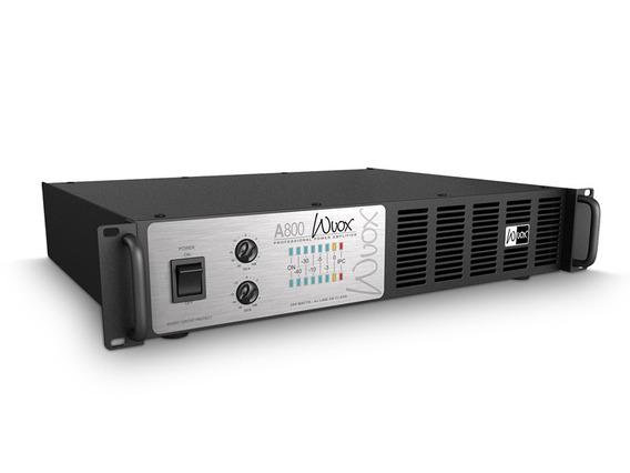 Amplificador Machine A800 300w